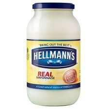 Hellmanns Real Mayonnaise 800G - £1.79 at Tesco