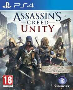 Assassin's Creed: Unity - Special Edition (PS4/Xbox) £31.48 Delivered @ Zavvi (Using Code)