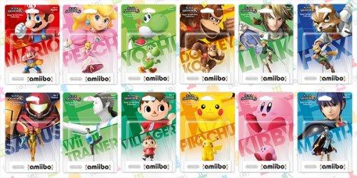 Nintendo Amiibo Buy 2 for £21 from Argos