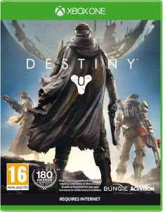 Destiy for XBOX One £31.48 delivered with WELCOME code from Zavvi