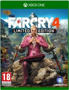 Farcry 4 Limited Edition Xbox One/Ps4 Delivered £35.98 @ Zavvi