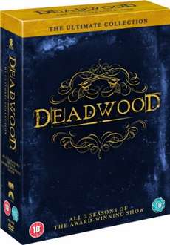 Deadwood Ultimate Collection Seasons 1-3 (DVD) - £9.99 @ Zavvi
