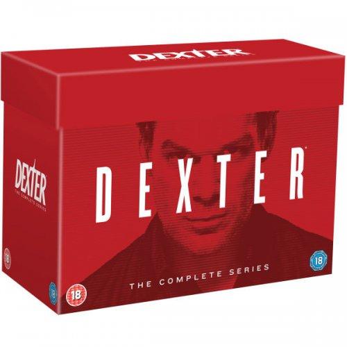 Dexter - Complete Seasons 1-8 DVD for £33.99 @ Zavvi