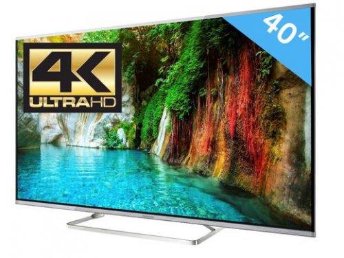 "Panasonic 40"" 4K Ultra HD TV - £489.90 delivered @ ibood"