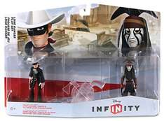Disney Infinity Lone Ranger Playset at Amazon now £9.49 (Cars and Toy Story Playsets £8.99 each)   (free delivery £10 spend/prime)