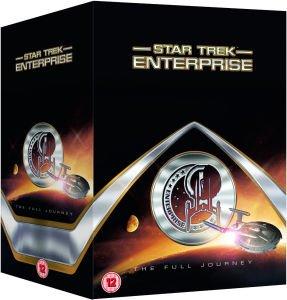 Star Trek Enterprise Complete DVD Box Set (new updated packaging) £24.99 delivered @ Zavvi