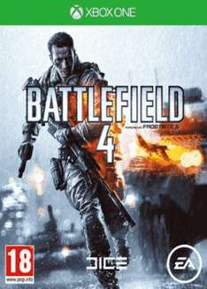 Battefield 4 £15 new on xbox one at game.co.uk