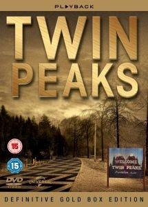 TWIN PEAKS: DEFINITIVE GOLD BOX EDITION DVD £13.99 Zavvi