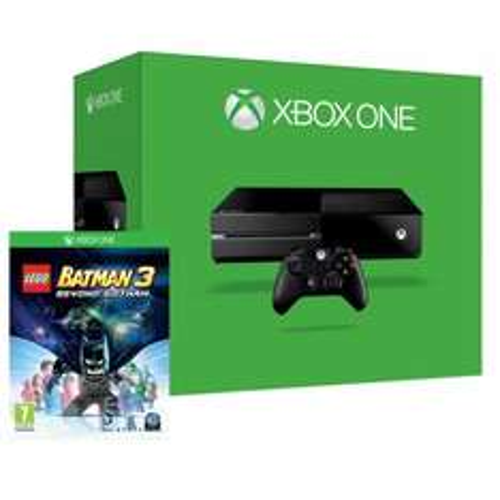 XBOX ONE CONSOLE + LEGO BATMAN 3 - £319.99 - ebay/shopto
