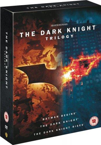 The Dark Knight Trilogy (DVD) - £8.99 delivered! Ebay/theentertainmentstore