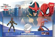 infinity 2.0 spider man double pack £24.99 @ Amazon