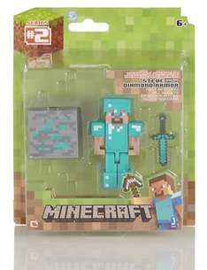 Marks and Spencer Megathread! Minecraft Steve Diamond Armour Action Figure, Survival Pack plus Onesies, champagne, gifts, Pyjamas etc HALF PRICE with Free Delivery to Store