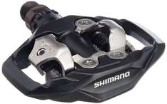 Shimano SPD Pedal PD-M530 Pedal with Built-In Cage (Black or White) £17.99 @ Amazon