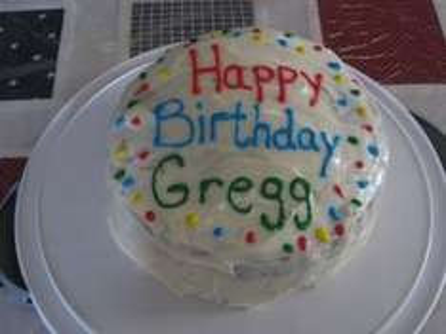 Greggs - Free Cupcake or Doughnut (Birthday Treat!)