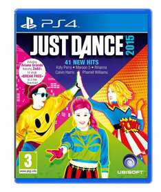 Just Dance 2015 on PS4/Xbox One for £18 delivered @ Amazon