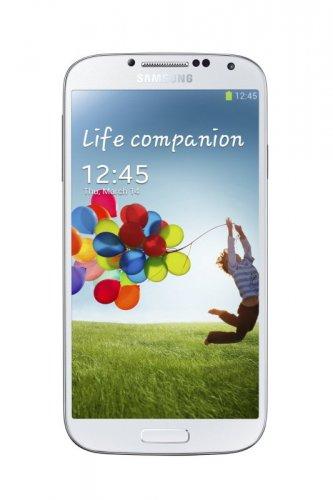 NEW *SIM free* Samsung Galaxy S4 - White at Ebuyer