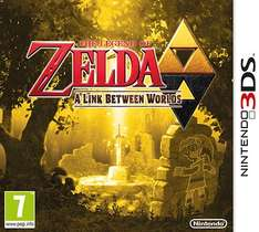 The Legend of Zelda: A Link Between Worlds 3DS £27.00 @ Tesco Direct with code TD-FRTW + 1.5% Quidco (possibly cheaper with new customer code TDX-7KPG)