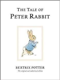 The Tale Of Peter Rabbit (Hardcover) £2.99 @ Amazon (FREE Delivery in the UK on orders over £10)