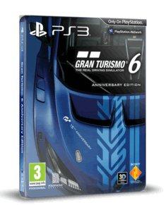 Gran Turismo 6 15th Anniversary Edition (PS3/Steelbook) £19.99 Delivered @ Game (£14.99 Standard)