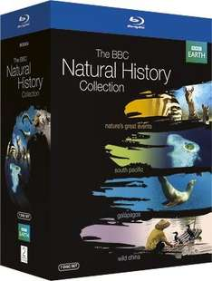 Blu ray - BBC Natural History Collection Box Set - £21.70 delivered at Amazon
