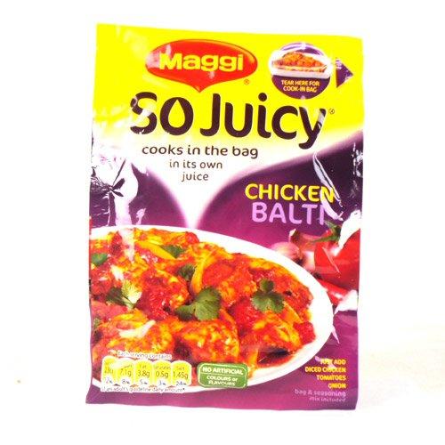 Maggi Bags (Juicy/Crispy/Tender) half price 50p at Tesco
