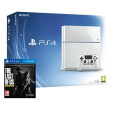 New White PS4 + The last of us for £314.99 @ Shopto (Ebay)