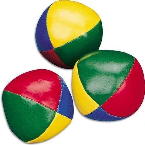 Juggling Balls Colored Learn To Juggle Set £1.34 delivered @ EBAY (bargainshop_london) Good Stocking Filler
