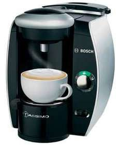 Tassimo by Bosch T40 Fidelia Multi Drinks Machine - Silver £49.99 @ Argos
