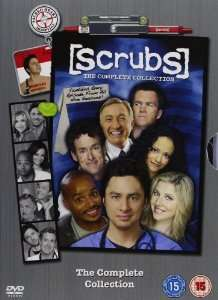 Scrubs - Complete Season 1-9 DVD - Zavvi - £28.99 (£26.10 with WELCOME code when making first order)