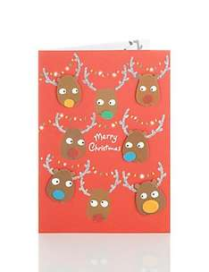 Half Price Christmas Cards at M&S - Instore and online