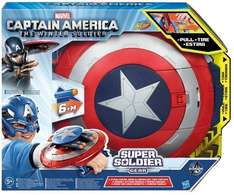 Marvel Captain America Avengers Transforming Dart Shield £16.25 @ Amazon
