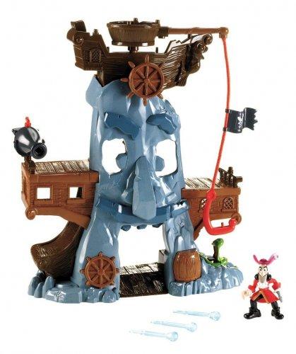 Jake and the neverland pirates hook's adventure rock @ amazon £14.99
