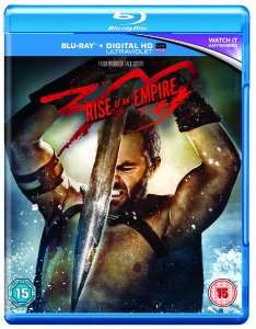 300: Rise Of An Empire (Blu-Ray) £7.99 Delivered @ Zavvi