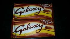galaxy carmel 204 g more to share 2  for £1 @ farmfoods