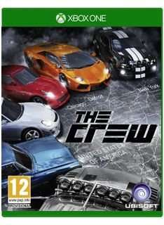 The Crew Limited Edition (Incls extra DLC) on Xbox One @ PS4  for £36.85 @ Simplygames