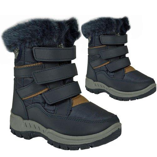 Boys/Girls snow boots/ wellingtons £9.94 @ harverys uk-ebay