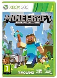 Minecraft on Xbox 360 for £10.85 @ Simplygames