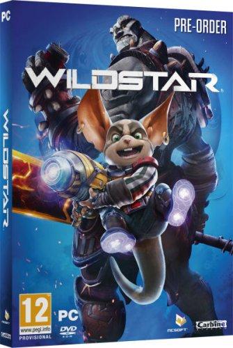 Wildstar inc 30 Days (MMO) PC Standard £9.85 Deluxe/Steelbook £12.99 at Amazon