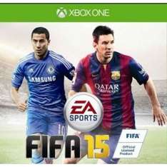 FIFA 15 XBOX ONE Digital Download Game £28.99 delivered @ 365GAMES
