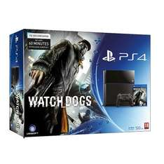 PlayStation 4 500GB Console + Watch Dogs (Damaged Packaging) - £299.00 - @ Asda Direct