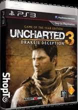 Uncharted 3: Game Of The Year Edition (PS3) £6.85 Dead or Alive 5 (X360) £5.85 Delivered @ Shopto