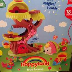 ELC happy land treehouse @ £25 reduced from £60 @ Tesco (In store)