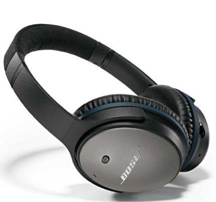 Bose Noise Cancelling QuietComfort QC25 Headphones 15% Off £203.49 @ Amazon Spain