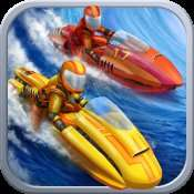 Riptide 2 - Brill racing game, like Waverace, metacritic 81, first time ever Free on iPad & iPhone