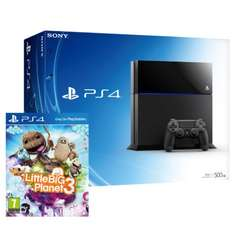 Playstation 4 Console With Little Big Planet 3 £314.99 Delivered @ Shopto Via eBay