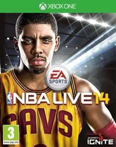 NBA Live 14 (Xbox One) = £11.97 delivered @ TheHut