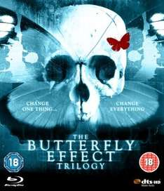 Butterfly Effect Trilogy (Blu-ray) = £7.99 delivered @ TheHut