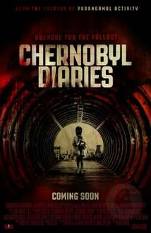 Chernobyl Diaries BLU RAY £1.99  DVDbayFBA fulfilled by AMAZON - (Free delivery £10 spend / Prime)