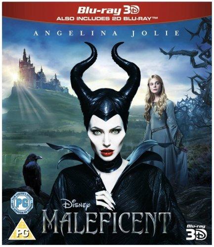 Maleficent (Blu-ray 3D + Blu-ray) £12.49 @ Amazon