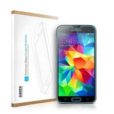 Samsung S5 Tempered Glass screen protector £5.99 Sold by AnkerDirect and Fulfilled by Amazon